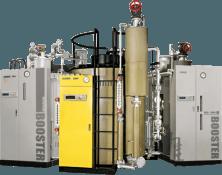 Как работает промышленный парогенератор?