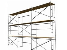 Преимущества аренды строительных лесов в надежной компании