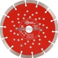 Trio Diamond Segment Grand Hot press 180/10/22.23. Диск алмазный по железобетону Trio Diamond Segment Grand Hot press 180/10/22.23 (Китай)
