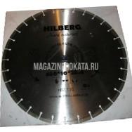 Диск алмазный по железобетону Trio Diamond Hilberg Hard Materials 350X25.4X10mm (Китай)