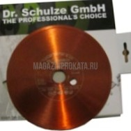 Dr.SCHULZE 250/25.4 FL-HC. Диск алмазный Dr.SCHULZE 250/25.4 FL-HC (Германия)