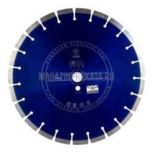 DIAM Ф500x25.4мм Tiger Extra Line 3.4x12 мм. Круг алмазный DIAM Ф500x25.4мм Tiger Extra Line 3.4x12 мм