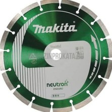 MAKITA ( B-13611 ) 350х25.4\20мм. Диск алмазный сегментный Neutron Enduro, размер 350х25.4\20мм, для бетона и кирпича, MAKITA ( B-13611 )