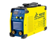 Аренда и прокат сварочного аппарата инверторного типа ТСС САИ-200 (220В, электроды 1.6 до 4 мм)