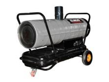 Аренда и прокат дизельной тепловой пушки с отводом выхлопных газов Elmos DH 253 (26 кВт)