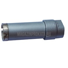 HG60 Ø35×60×М16 Ниборит. Алмазная коронка по камню и керамике HG60 Ø35×60×М16 Ниборит