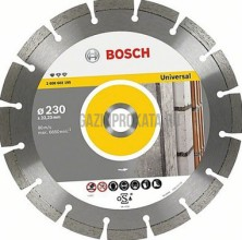 Алмазный диск Bosch Professional for Universal 230 мм
