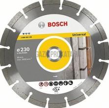 Bosch Professional for Universal 230 мм. Алмазный диск Bosch Professional for Universal 230 мм