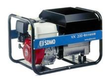 Аренда и прокат бензинового генератора SDMO HX 6000 C (5.5 кВт)