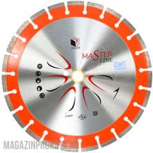 DIAM Ф400x32/25.4мм Master Line 3.0x10мм. Круг алмазный DIAM Ф400x32/25.4мм Master Line 3.0x10мм
