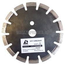 Алмазный диск для разделки трещин Ø250×10×22,2 Ниборит