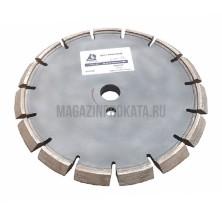 Алмазный диск для снятия фасок Ø250×25,4×45° Ниборит