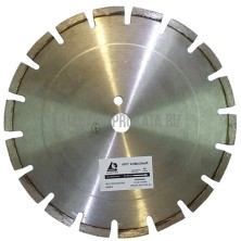 Алмазный диск Железобетон Свежий Ø300×25,4 LP Ниборит