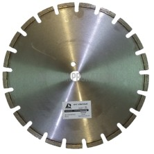 Алмазный диск Железобетон Плита Ø350×25,4 L Ниборит