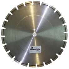Алмазный диск Железобетон Плита Ø400×25,4 L Ниборит