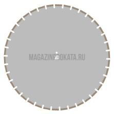 Алмазный диск Железобетон Свежий Ø650×25,4 Ниборит