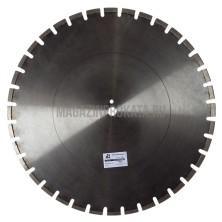 Алмазный диск Железобетон Свежий Ø600×25,4 Ниборит