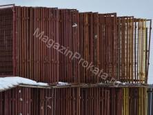 Аренда и прокат металлических ограждений ИСО-2 (1,6 - 2 метра)