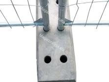 Аренда и прокат оснований для строительных ограждений высокого качества Betafence