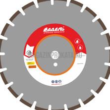 Алмазный диск AF 710 / 350 мм / 24 сегм. Адель
