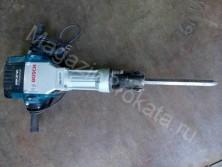 Аренда и прокат отбойного молотка Bosch GSH 27 (сила удара 60 Джоулей)