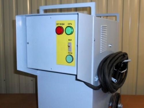Мобильный парогенератор Паргарант ПГЭ-18М. Главное фото.