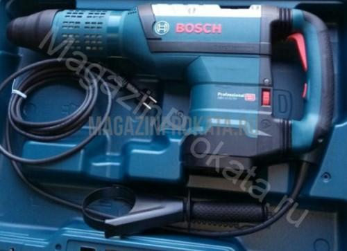 Перфоратор сетевой Bosch GBH 12-52 d (19 Дж). Главное фото.