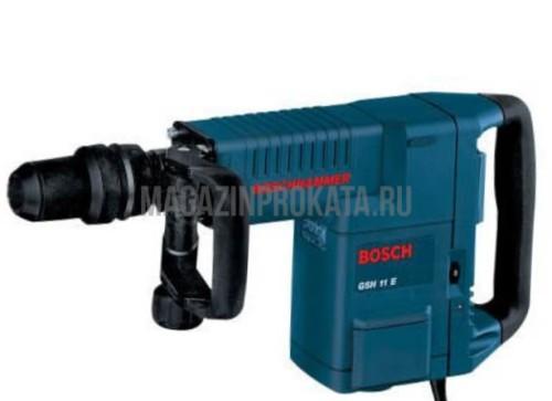 Перфоратор сетевой Bosch GBH 11 DE (сила удара 14 джоулей). Главное фото.