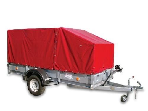 Автомобильный прицеп (внутренние размеры кузова 3 × 1 × 1.46 м). Главное фото.
