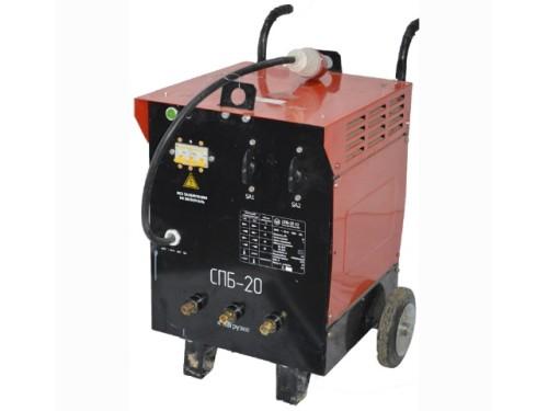 Аренда и прокат трансформатора прогрева бетона СПБ-20 (20 кВт, до 15 м3 бетона). Главное фото.