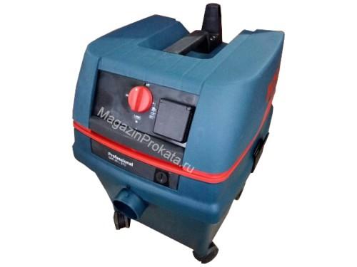 Промышленный пылесос Bosch GAS 25. Главное фото.