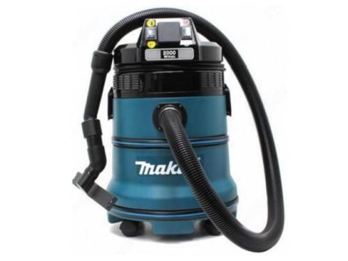 Промышленный пылесос Makita 440. Главное фото.