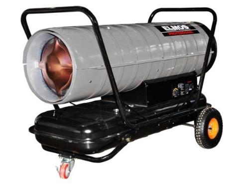 Дизельная тепловая пушка прямого горения Elmos DH 110 (117 кВт). Главное фото.