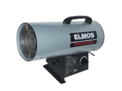 Аренда и прокат газовой тепловой пушки Elmos GH 49 (45 КвТ) Китай. Главное фото.