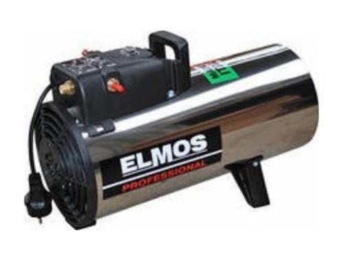 Аренда и прокат газовой тепловой пушки Elmos GH 29 (30 кВт). Главное фото.
