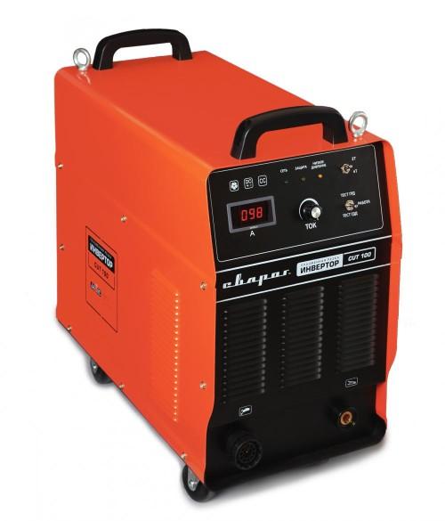 Инверторный аппарат для воздушно-плазменной резки Сварог CUT 100 IGBT. Главное фото.