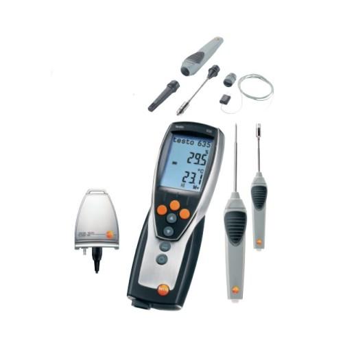 Многофункциональный термогигрометр Testo 635-2. Главное фото.