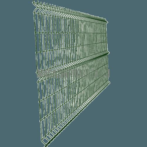 Строительные ограждения 3D 3.1х2.0. Главное фото.