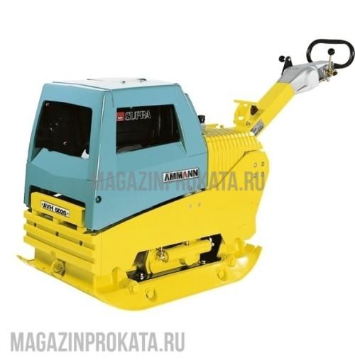 виброплита бензиновая AMMANN  APH 6020 (HATZ SUPRA) плита 700 мм. Главное фото.