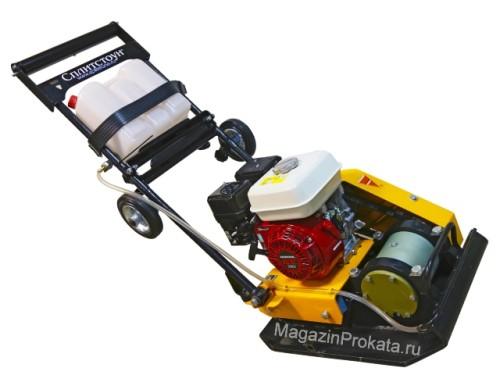 Виброплита Сплитстоун VS-246 E12 (Бензиновая) (120 кг). Главное фото.