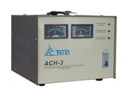 Стабилизатор напряжения ТСС АСН-3 (3 кВт). Главное фото.