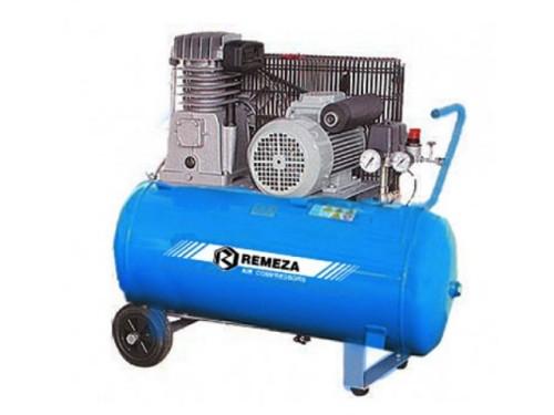 Компрессор масляный Remeza СБ 4/С-50 LB24A, 50 л, 2.2 кВт. Главное фото.