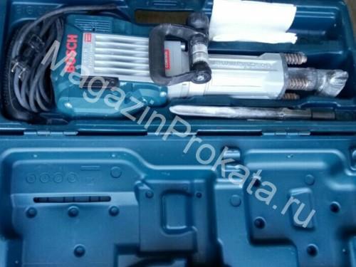 Отбойный молоток Bosch GSH 16-30 (сила удара 45 Джоулей). Главное фото.