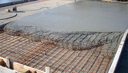 Электропрогрев бетоном марки известково цементный раствора